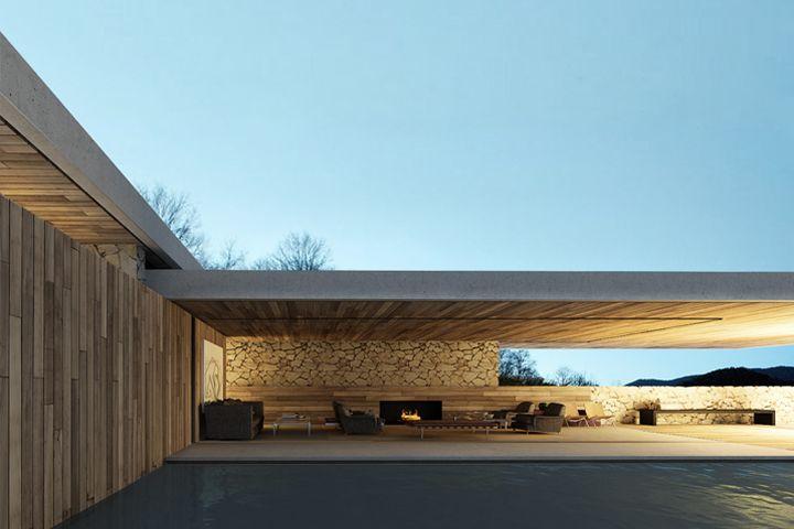 Cantilever House Athanasiadis Architects
